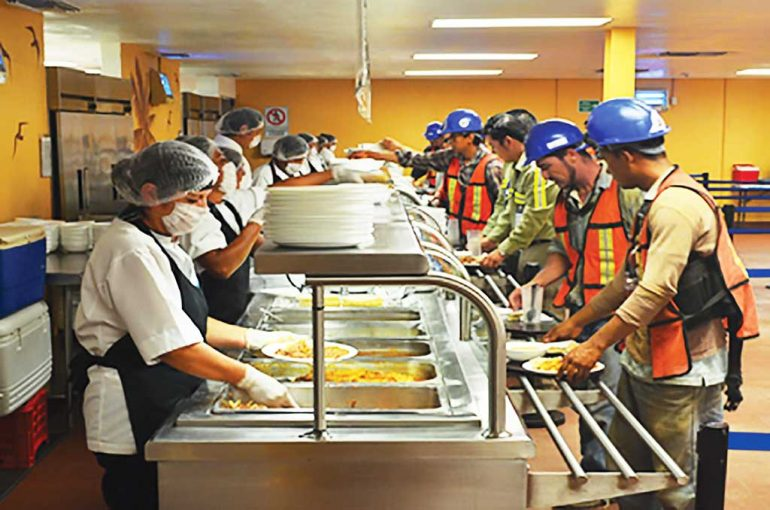 Comedores industriales y nutrici n corporativa koko mexico for Concepto de comedor industrial
