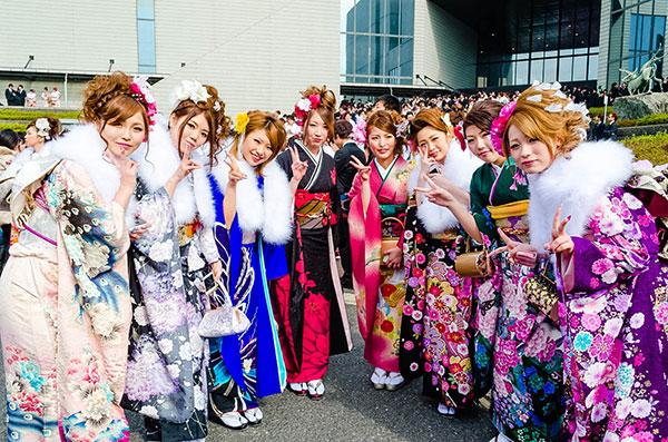 日本の「成人の日」は 国民の祝日 – ココ、メキシコ